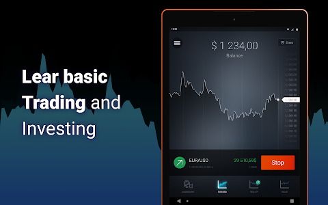 Download Forex Game - Online Stocks Trading For Beginners 2.6.2-RC2 APK