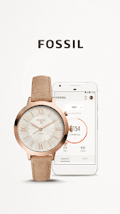 screenshot of Fossil Smartwatches version 2.9.0