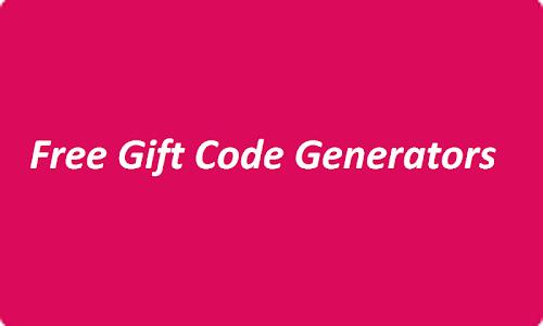 Download Free Gift Card Generators 1.4 APK