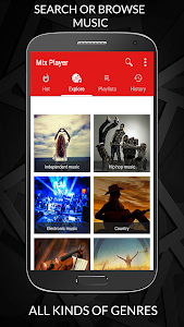 Download Free Music Player for YouTube: Unlimited Songs 1.1.001 APK