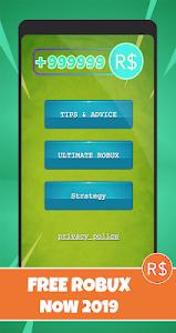 screenshot of Free Robux Pro - Get Robux Free Tips Pro version 3