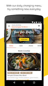 screenshot of FreshMenu - Food Ordering App version Varies with device