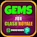 Download Gems Clash Royale Prank 2.7 APK