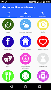 Download Get more likes + followers 5 APK
