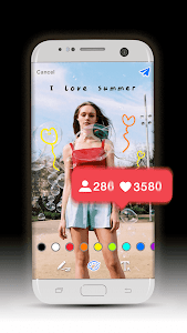 Download GetPush Likes with Photo Drawer 1.0.0 APK
