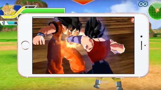screenshot of Goku Budokai Xenoverse Tenkai version 1.0.2
