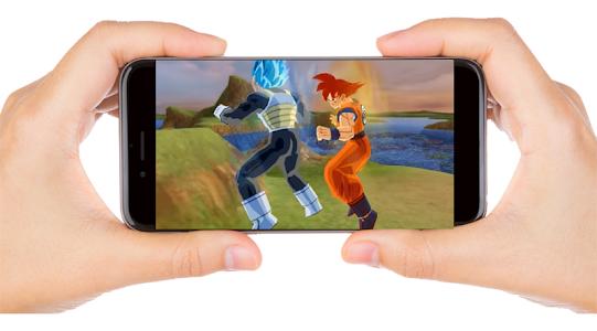 Download Goku Ultimate Budokai xenovers 1.0.1 APK