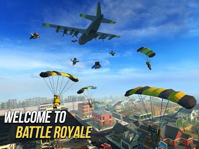 screenshot of Grand Battle Royale: Pixel FPS version 3.2.4