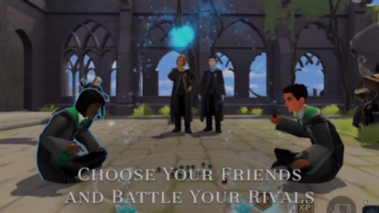 screenshot of Guia Harry Potter-Hogwarts Mystery version 3.0