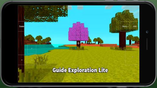 screenshot of Guide For Exploration Lite version 1.0