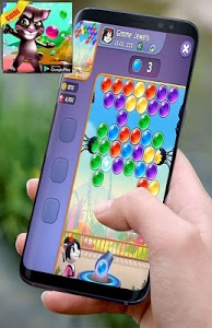 Download Guide For talking tom bubble shooter 1 APK