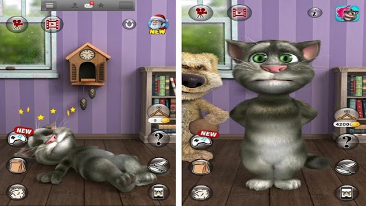 screenshot of Guide Talking Tom Cat 2 version 1.2