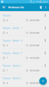 Download HIIT - interval training timer 3.20.2 APK