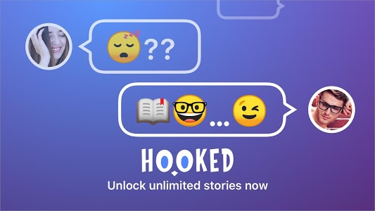 Download HOOKED - Chat Stories 1.76.6 APK
