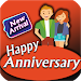 Download Happy Anniversary SMS Images 1.8 APK