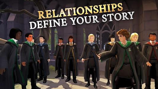 screenshot of Harry Potter: Hogwarts Mystery version 1.13.1