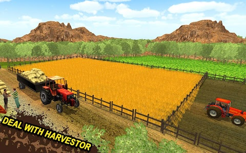 Download Heavy Tractor Cargo Transport: Farmer simulator 1.1 APK