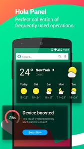 Download Hola Launcher- Theme,Wallpaper 3.2.5 APK