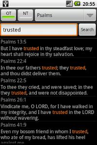 Download Holy Bible (RSV) 1.6 APK
