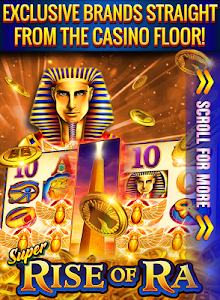 screenshot of Hot Shot Casino Games free Online - Slots 777 version 3.00.05