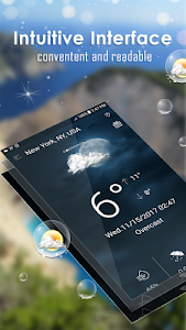Download Hourly weather forecast 1.5.3 APK