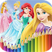 Download How To Color Disney Princess - Coloring Pages 1 APK