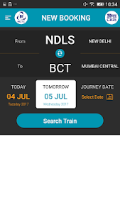 Download IRCTC Rail Connect - for RAIL SAARTHI 3.0.20 APK