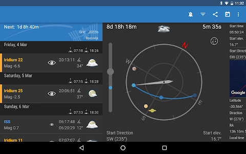 Download ISS Detector Satellite Tracker 2.03.35 APK