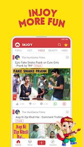 Download Injoy - Funniest Indian App for Videos and Memes V2.6.4 APK