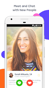 screenshot of InMessage - Chat, meet, dating version 2.2.3