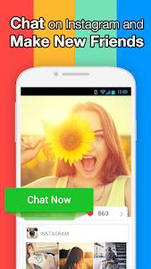 screenshot of InstaMessage-Chat,meet,hangout version 2.1.8