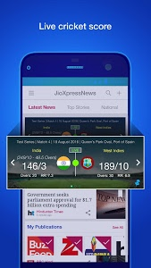 Download JioXpressNews – Breaking News, Local News 1.3.4 APK