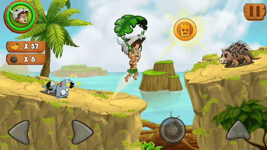 screenshot of Jungle Adventures 2 version 10