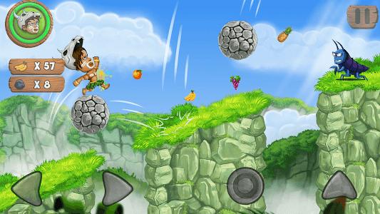 screenshot of Jungle Adventures 2 version 10.3