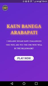Download KBA - KAUN BANEGA ARABAPATI 1.0 APK