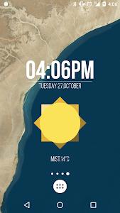 screenshot of KWGT Kustom Widget Maker version 3.37b900818