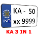 Download KA 3 in 1-Karnataka RTO Vehicle details 1.15 APK