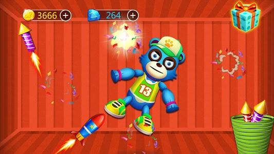 Download Kick The Bear - The Funny Kick Game 1.6 APK