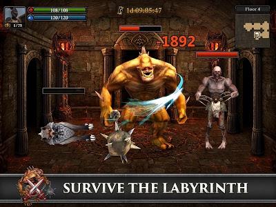 screenshot of King of Avalon: Dragon Warfare version 2.3.1