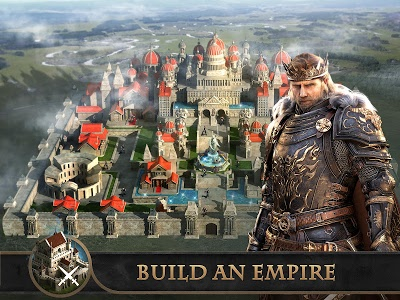 screenshot of King of Avalon: Dragon Warfare version 2.6.0