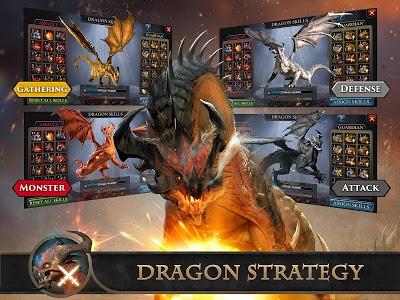 screenshot of King of Avalon: Dragon Warfare version 3.4.0