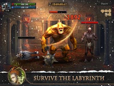 screenshot of King of Avalon: Dragon Warfare version 5.2.0