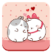 Download Cute Kitty Love Theme 1.1.11 APK
