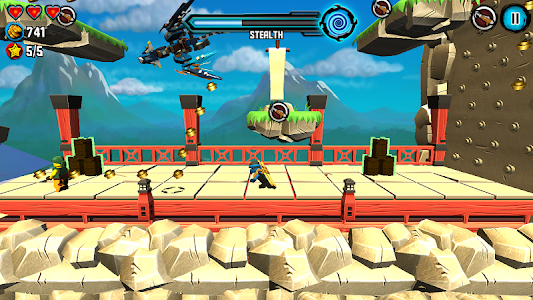 Download LEGO® Ninjago™: Skybound 11.6.34 APK