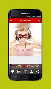 Download Ladybug Style Camera Dress Up 1.0 APK