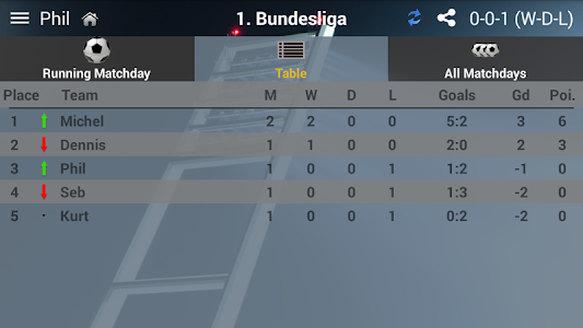 Download League Manager for Fifa 1.1 APK
