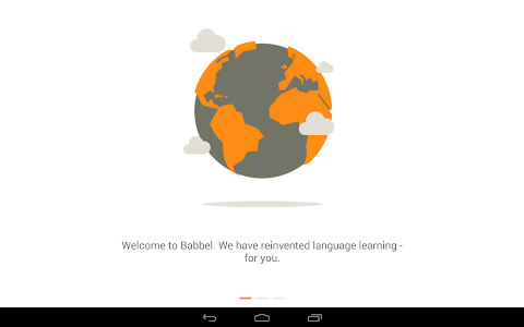 screenshot of Babbel – Learn Spanish version Varies with device