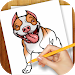 Download Learn to Draw Dogs and Puppies 1.03 APK