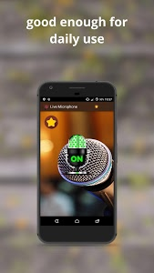 Download Microphone Live , Mic announcement 3.1 APK