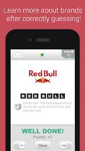 screenshot of Logo Quiz version 20.3